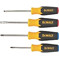 Dewalt 4 Piece Screwdriver Set