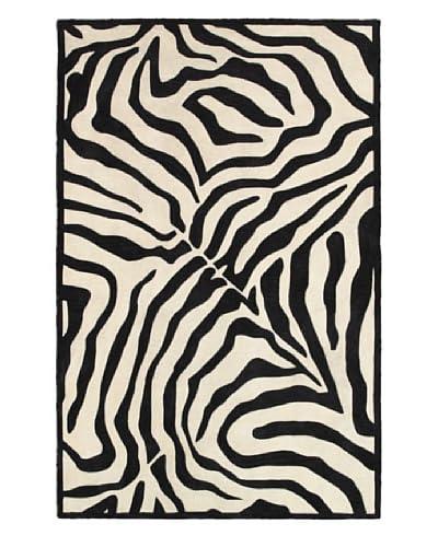 Trade-Am Fashion Zebra Rug