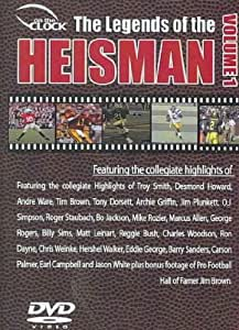 The Legends of the Heisman, Vol. 1