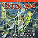Peter Pan Audiobook by J. M. Barrie Narrated by Tim Curry
