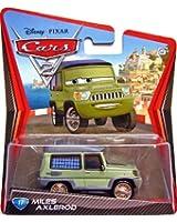 Disney Pixar Cars 2 Miles Axlerod V2796