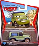 Disney Cars 2 V2812 Miles Axlerod Die...