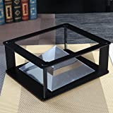 GoldenTrading Durable Tablet 3D Holographic Hologram Display Stand Projector for iPAD