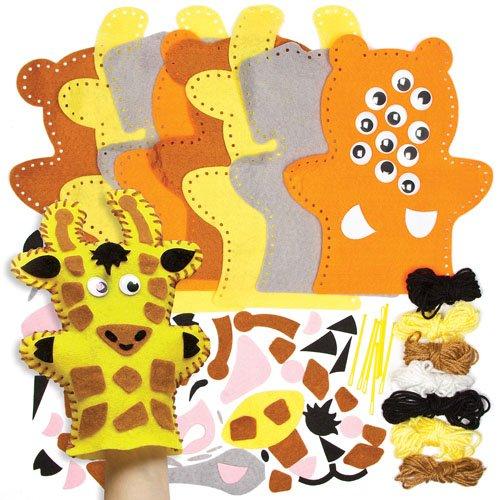 kit-de-costura-de-marionetas-para-manos-con-animales-de-la-jungla-pack-de-4
