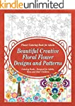 Flower Coloring Book for Adults Beaut...