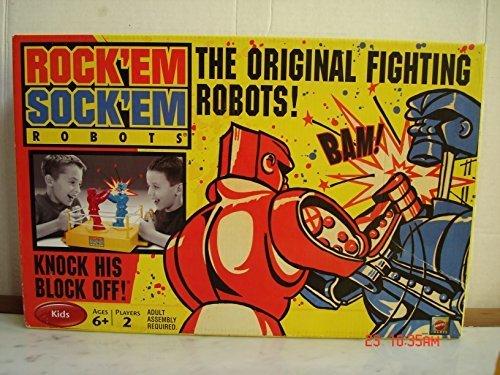 Rock 'em Sock 'em Robots 2008 by Mattel