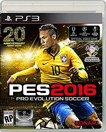 Pro Evolution Soccer 2016 - PlayStation 3 Standard Edition