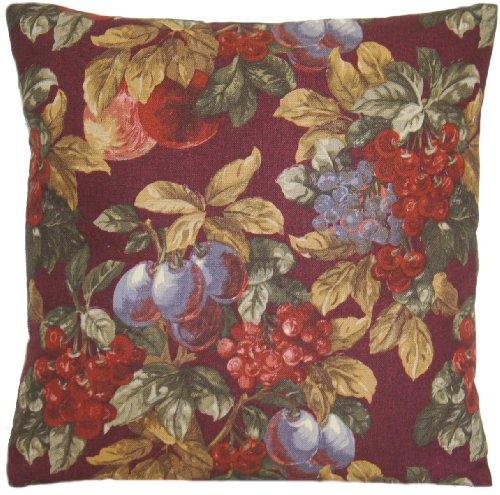 fruit-design-cushion-cover-plums-pillow-case-ralph-lauren-bountiful-harvest-floral-square