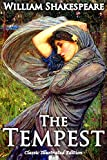 The Tempest (Classic Illustrated Edition)