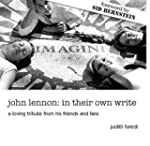 john lennon: in their own write, a lo...