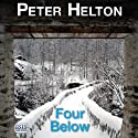 Four Below: A Detective Inspector McLusky Investigation, Book 2 (       UNABRIDGED) by Peter Helton Narrated by David Thorpe