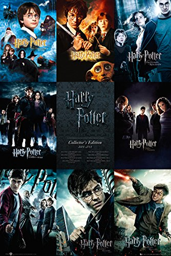 GB eye LTD, Harry Potter, Collection, Maxi Poster, 61 x 91,5 cm