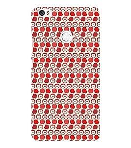 EPICCASE cheeky apple Mobile Back Case Cover For Xiaomi Mi Max (Designer Case)