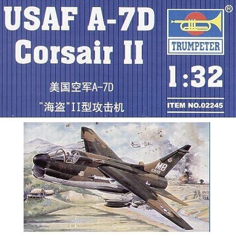 Trumpeter 1:32 - USAF A-7D Corsair II
