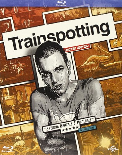 Trainspotting (reel heroes - limited edition) [Blu-ray] [IT Import]
