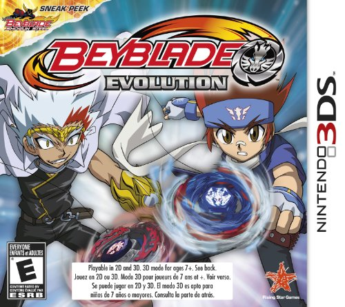 BEYBLADE: Evolution - Nintendo 3DS - 1