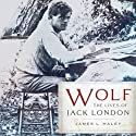 Wolf: The Lives of Jack London Audiobook by James L. Haley Narrated by Bronson Pinchot