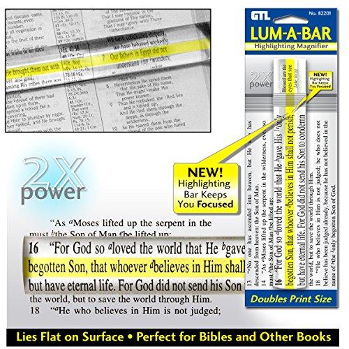 Magnifier Lum-A-Bar