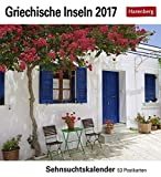 Kalender 2017 Tischkalender Sehnsuchtskalender Griechische Inseln 17