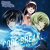 TVアニメ コード:ブレイカー キャラクターソング Vol.1