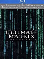 Matrix - Ultimate Collection (Limited) (4 Blu-Ray+3 Dvd)