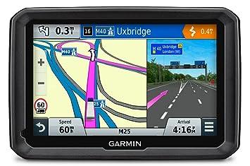 GPS Garmin DEZL 770LMT-D Camión Camión Camión-navegación Sat Navegación Mapas De Europa