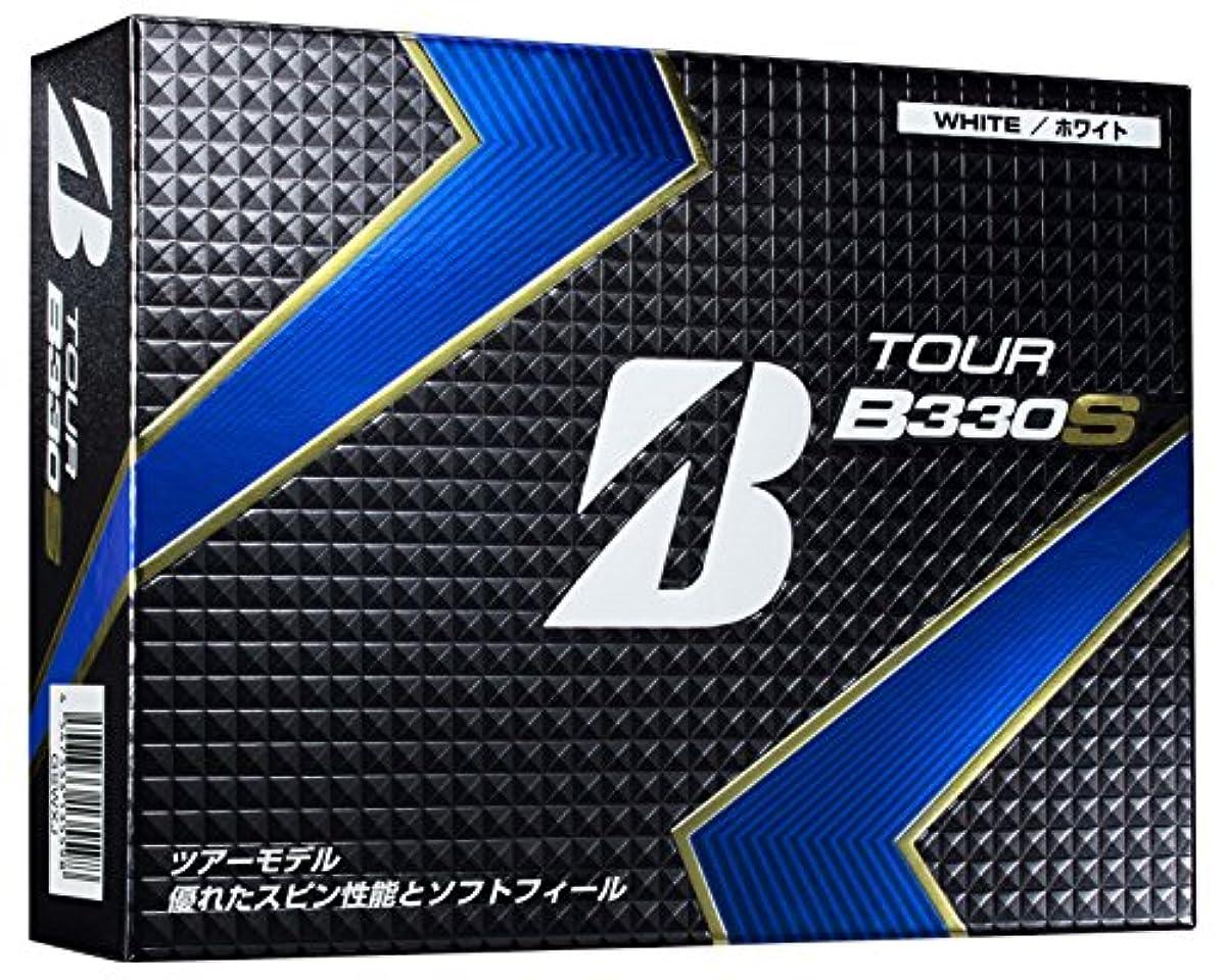 [해외] BRIDGESTONE(브리지스톤) 골프 볼 TOUR B 330S