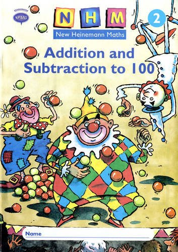 New Heinemann Maths Yr2, Addition and Subtraction to 100 Activity Book (8 Pack)