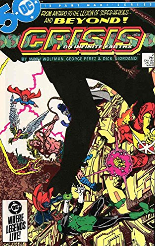 Crisis on Infinite Earths #2 (Infinite Crisis 2 compare prices)