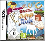 Video Games - Bibi & Tina - Jump & Ride