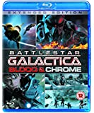 Battlestar Galactica: Blood & Chrome [Blu-ray] [Import]