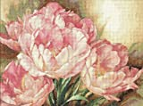Gold Collection Tulip Trio Counted Cross Stitch Kit-16''X12'' 14 Count