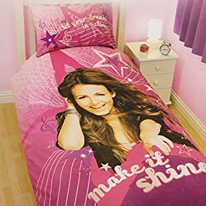 ensemble de literie nickelodeon victorious pour fille lit. Black Bedroom Furniture Sets. Home Design Ideas