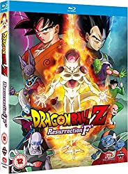 Dragon Ball Z: Resurrection Of F [Blu-ray]