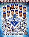Kansas City Royals 2015 World Series Champions Team Composite