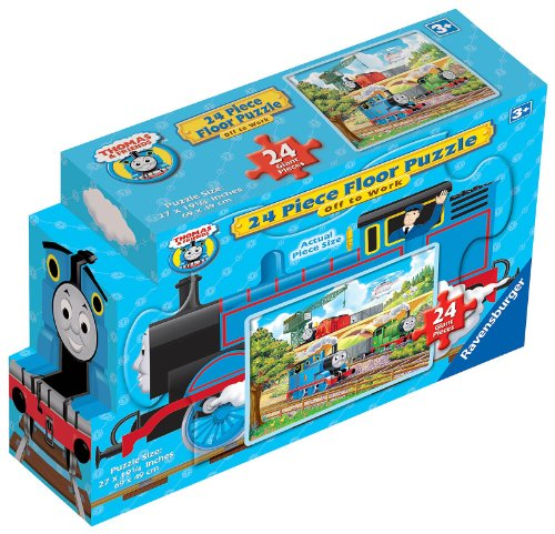 Buy Low Price Fun Ravensburger Thomas Off To Work Floor