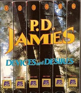 P.D. James:Devices & Desires
