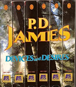 P.D. James:Devices & Desires