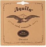 Aquila AQ-4 Soprano Regular Set High G Ukulele Strings