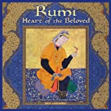 Rumi: Heart of the Beloved 2012 Wall Calendar (1602374945) by Jelaluddin Rumi