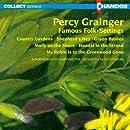 Percy Grainger Famous Folk-Settings