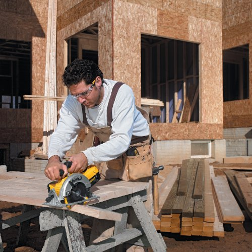 DEWALT DC300K 36-Volt 7-1/4 inch Lithium Ion Cordless Circular Saw Kit with NANO Technology