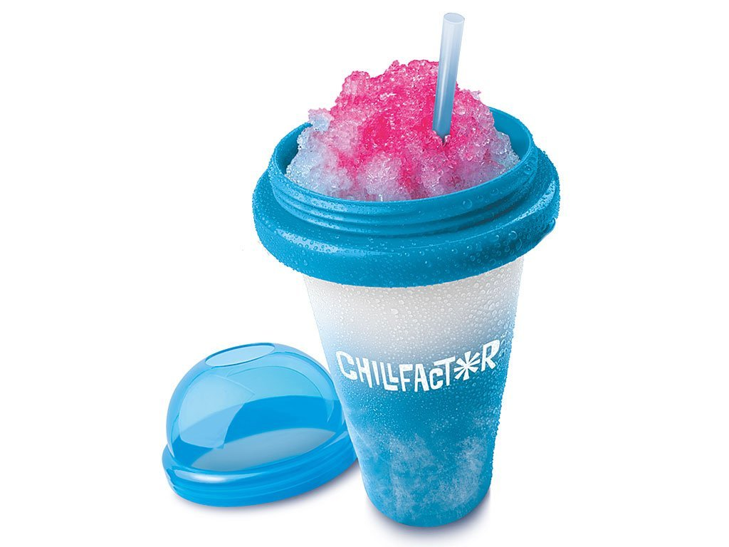 Magic Freez Slush Ice Maker v. Chillfactor Slush Eis selber machen