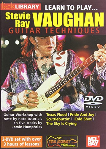 Jamie Humphries - Learn To Play Stevie Ray Vaughan, Vol. 1 (DVD)