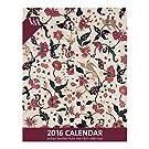 Indian Textiles Calendar 2016