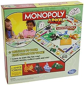 Hasbro–Monopoly Junior Refresh [Parent]
