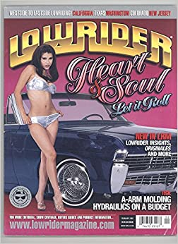 Lowrider Magazine February 2002: Lonnie J. Lopez: Amazon.com: Books