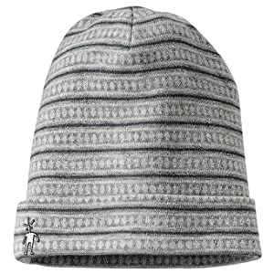 Smartwool Cuffed Beanie, Silver Gray Heather