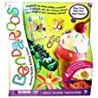 Bendaroos Flexible Building Sticks Mega Pack 400 pieces with 4 Templates & Cutting Tool Included