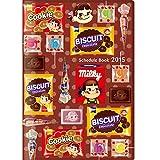 サンスター 2015年版手帳(2014年9月始まり) ペコちゃん お菓子 A6 S2931311